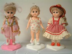Ginny dolls