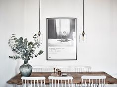 9 Easy Ways To Add Simple But Effective Decoration Deisgn Style Lovely soft colors and details in your interiors. Latest Home Interior Trends. The Best of home interior in Scandinavian Interior, Home Interior, Interior Decorating, Rooms Ideas, Shabby Home, World Of Interiors, Scandi Style, Contemporary Home Decor, Modern Decor