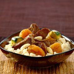 Découvrez la recette du couscous façon tajine