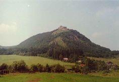 Medieval Castle Kapusany, Slovakia