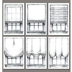 Windows Look Fabulous With Roman Shades - www.me Windows Look Fabulous With Roman Shades - www. House Blinds, Blinds For Windows, Curtains With Blinds, Valances, Window Blinds, Sheer Blinds, Bedroom Curtains, Window Coverings, Window Treatments