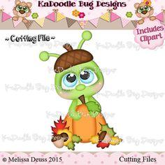 Cutie KaToodles - Autumn Cricket - Click Image to Close