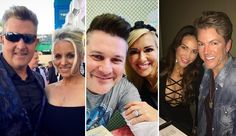 These stars not only have successful careers in country music, but they have also managed to find true love! Meet the Rascal Flatts wives here! Top Country Songs, Country Music News, Country Song Quotes, Country Music Lyrics, Country Singers, Country Girls, Tiffany Fallon, Luke Bryan Quotes, Fake Smile Quotes