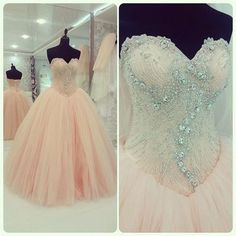 Charming Sweetheart Beading Long Prom Dress,Lace-up Evening Dress ,Ball Gown Prom Dresses,BG64