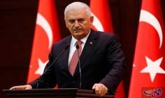 """يلدريم يؤكد أن الأتراك في ألمانيا يقولون…: يلدريم يؤكد أن الأتراك في ألمانيا يقولون """"نعم"""" للتغيير الدستوري. وسنوافيكم بالتفاصيل لاحقًا."""