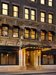 THE MARLTON HOTEL, NYC Best Urban Hotels 2014: the shortlist | Travel | Wallpaper* Magazine