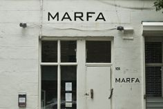 Marfa sign (photo by Michael a Muller)