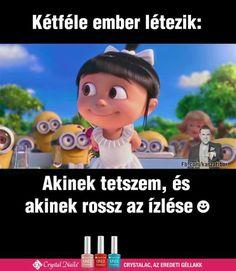 Jajjj na ez nagyon igaaaz! Comedy Memes, Funny Moments, Happy Day, Best Quotes, Awesome Quotes, Disney, Pretty Girls, Minions, Funny Jokes