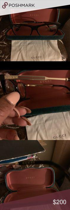 bd3c7d103c3 Authentic Gucci prescription glasses Like new frames