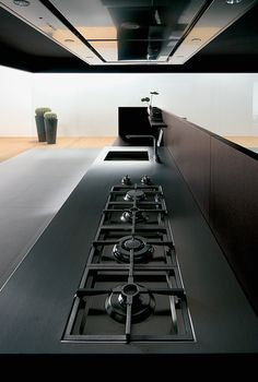 #kitchen design #countertops #minimalism - Binova - Modus - design Paolo Nava e Fabio Casiraghi