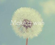 Make a wish ★