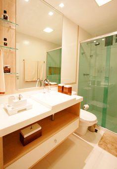 42 banheiros projetados por profissionais de CasaPRO - Casa
