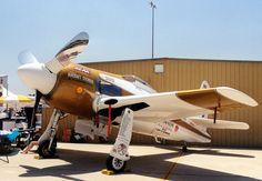 """Grumman-Shelton F8F-2 """"Rare-Bear"""""""