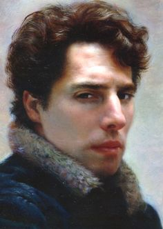 Self Portrait by Christopher Winter Pugliese