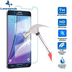 2PCS Tempered Glass for Samsung Galaxy Note 5 4 Note3 S6 S5 S4 Grand Prime A3 A5 A7 2017 A520 320 Screen Protector 2.5D 9H Glass #Affiliate