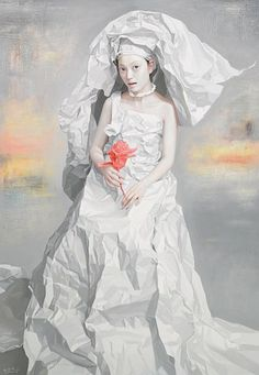 Buy online, view images and see past prices for Zeng Chuanxing , B. 1974 Paper Bride - Between Two Worlds oil on canvas. Invaluable is the world's largest marketplace for art, antiques, and collectibles.
