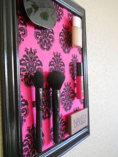 It's bbbbaaaaaccckkkkkk 16x20  SHOP FAVORITE Pink and Black or Polka Dot by MagneticMakeUPs, $65.00