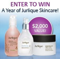 Jurlique Skincare Sweepstakes