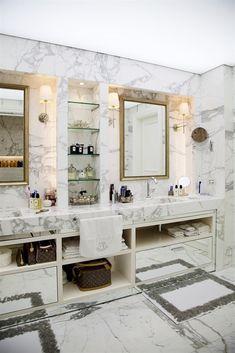 Çok Özel Banyo Dekorasyonu Fikirleri | Ev Dekorasyon Fikirleri