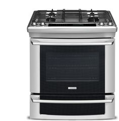 Electrolux Appliances 30'' Natural Gas Built-In Range with IQ-Touch™ Controls EI30GS55JS