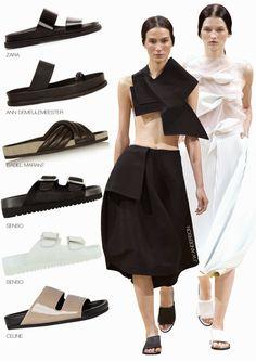 Slides SS2014 Shoe Trend