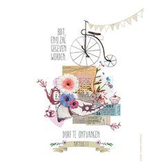 Eva poster illustratie - Studio Vrolijk - Grafisch ontwerp Harderwijk