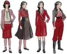 Asami concepts and designs by Lauren Montgomery, Christie Tseng, and Bryan Konietzko. Color by Sylvia Filcak-Blackwolf and Bryan Konietzko. Lauren Montgomery, Avatar Quotes, Dibujos Pin Up, Asami Sato, Avatar Cartoon, Avatar Series, Disney Images, Team Avatar, Korrasami
