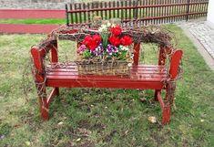 Jarní lavička