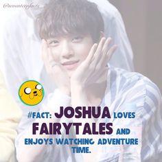 That's why I love Joshua Mingyu Wonwoo, Seungkwan, Woozi, Seventeen Facts, Joshua Seventeen, Got7 Members, Pledis 17, Shinee, Kdrama