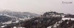 Val Grue e dintorni: Avolasca sotto la neve...