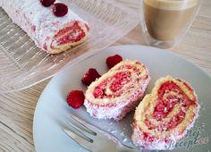 Maliny kupujú jen v lidlu. Tohle je z těch jejich mražených :) těch mám v mrazáku zásobu :) Autor: Simona Czech Recipes, French Toast, Muffin, Breakfast, Desserts, Morning Coffee, Tailgate Desserts, Deserts, Muffins
