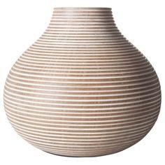 """Columbo Gourd Vase - 7.75"""""""