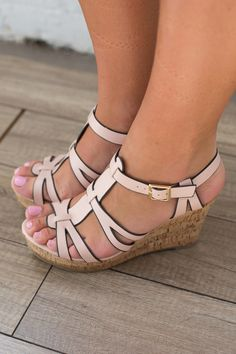 Shop our Midtown Cork Wedges. Always free shipping on US orders $50 & up!