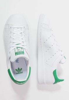 quality design 44a44 bcb5a Adidas Originals low trainers STAN SMITH – Low top trainers – white   green  white  € at Zalando (as of Free delivery and returns and free customer  service ...