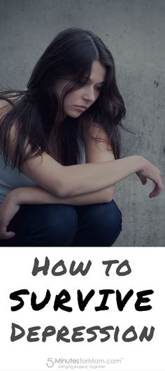 How to Survive Depression - Depression Lies so here is the truth