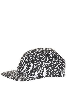 Why Giraffiti Print Cap- One of Top Shops most popular items