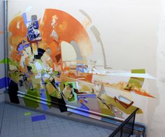 walls 2012 by robert proch, via Behance