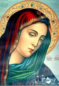 Miraculous icon in Hempstead, NY