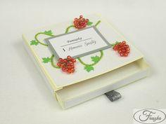Kartka szuflada na Pierwszą Komunię / Paper Card for the First Communion