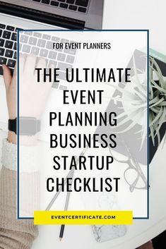 Event Planning Guide, Event Planning Checklist, Event Planning Business, Business Events, Start Up Business, Event Planning Design, Business Tips, Party Planning, Wedding Planning