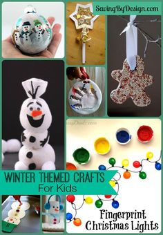 Keep those munchkins busy over their holiday vacation with these fun winter break activities for kids!