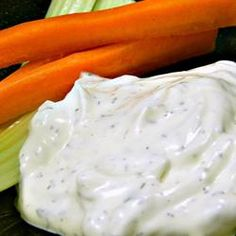 Mom's Dill Dip. We eat this a s a dip for Hawaiian bread every holiday.
