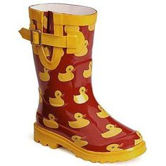 love these rain boots!  would love to be back in seattle to wear these cute boots