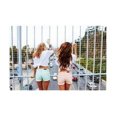 best friends | Tumblr ❤ liked on Polyvore featuring pictures, backgrounds, icons, best friends and people