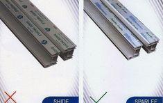 Thanh nhựa profile sản xuất cửa nhựa uPVC có lõi thép gia cường - Cửa Nhựa Lõi Thép UPVC Tại TPHCM
