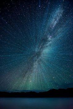 Big Bang!! | sky | | night sky | | nature | | amazingnature | #nature #amazingnature https://biopop.com/