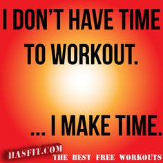 HASFIT.com Free workout videos, motivational posters, diet & meal plans