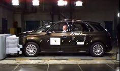 2013 Citroen C4 Picasso çarpışma testi
