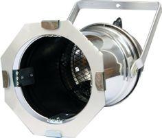 Mr. Dj STAGE LIGHTING PAR64 Stage Light, Chrome by Mr. Dj. $41.98. Long Solid Aluminum PAR64 Compact Spotlight Fixture
