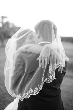 fun picture if you have a big veil!